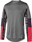 Fox Clothing Flexair Delta Honr Long Sleeve Jersey