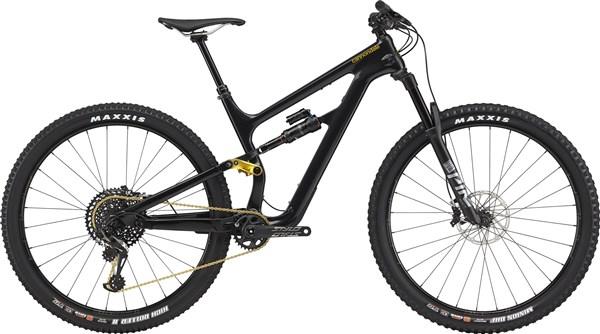 "Cannondale Habit 2 Carbon 29"" Mountain Bike 2020 - Trail Full Suspension MTB"