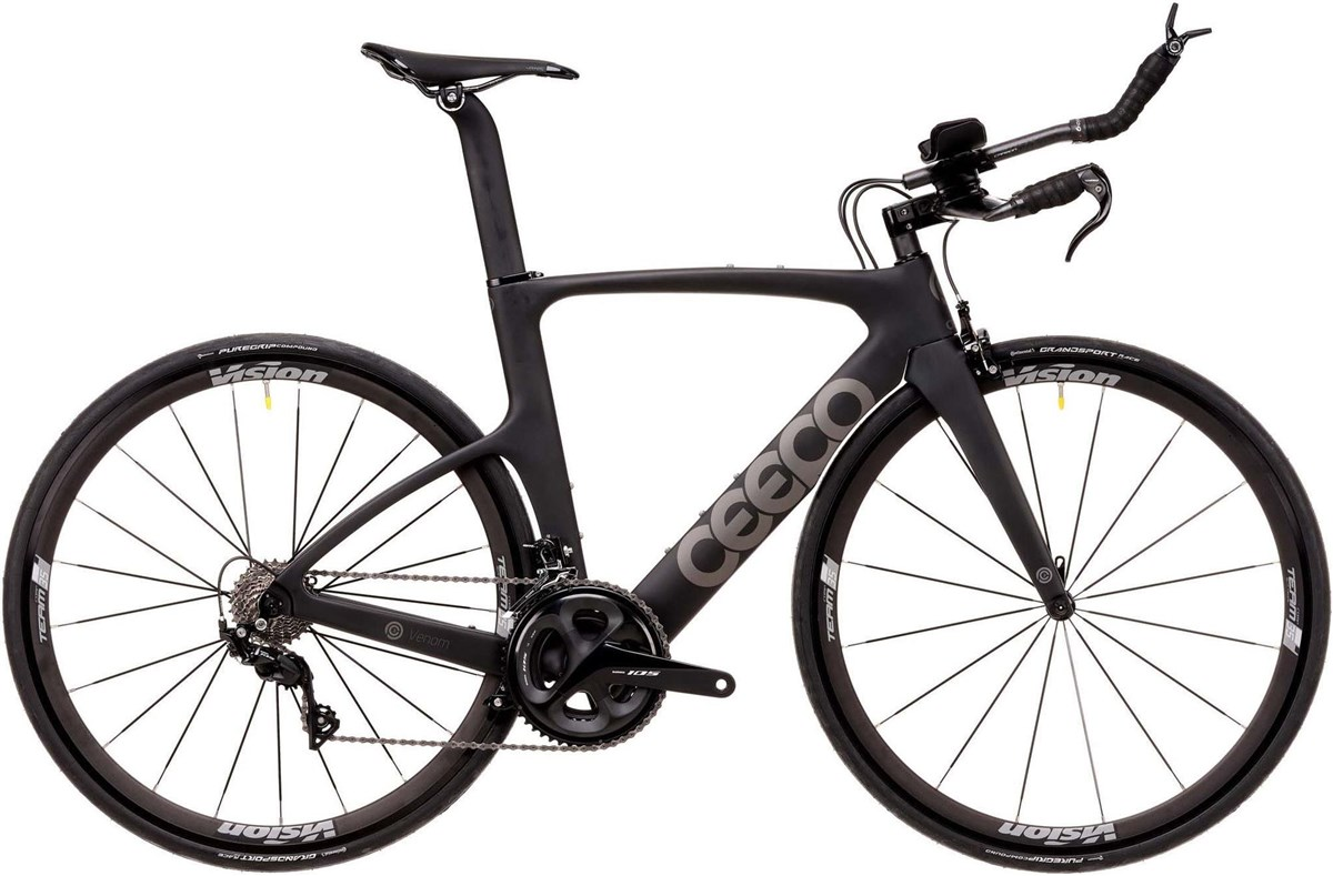 Ceepo Venom 105 Team 35 2020 - Triathlon Bike | Tri/time trial