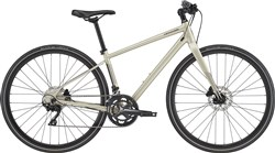 Product image for Cannondale Quick 1 Disc Womens 2021 - Hybrid Sports Bike