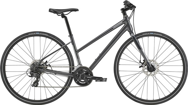 Cannondale Quick 5 Disc Remixte Womens 2020 - Hybrid Sports Bike