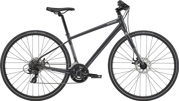 Cannondale Quick 5 Disc Womens 2020 - Hybrid Sports Bike