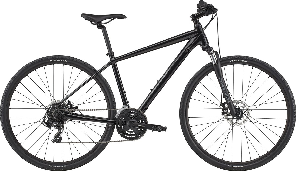 Cannondale Quick 4 CX 2020 - Hybrid Sports Bike | City
