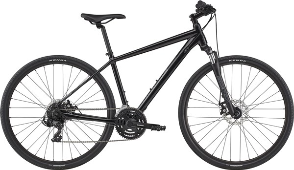 Cannondale Quick 4 CX 2020 - Hybrid Sports Bike | City