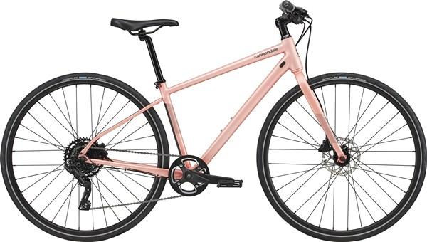 Cannondale Quick 4 Disc Womens 2020 - Hybrid Sports Bike