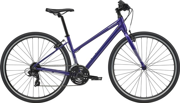 Cannondale Quick 6 Remixte Womens 2020 - Hybrid Sports Bike | City