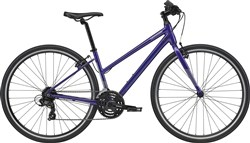 Product image for Cannondale Quick 6 Remixte Womens 2020 - Hybrid Sports Bike