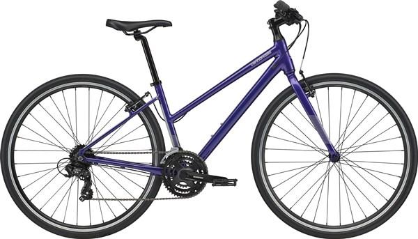 Cannondale Quick 6 Remixte Womens 2020 - Hybrid Sports Bike