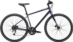 Cannondale Quick 3 Disc 2020 - Hybrid Sports Bike