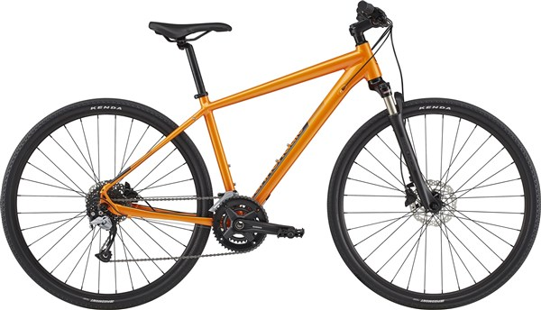 Cannondale Quick 2 CX 2020 - Hybrid Sports Bike | City