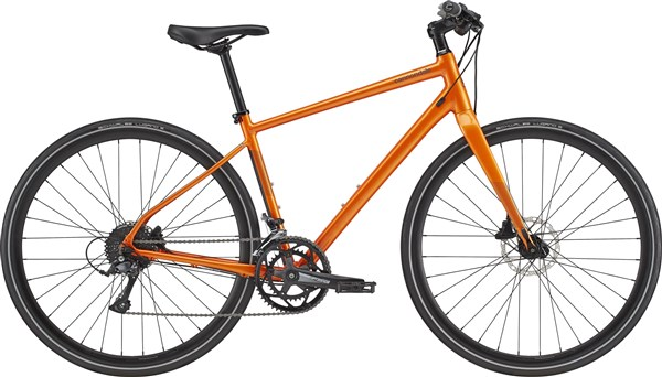 Cannondale Quick 2 Disc 2020 - Hybrid Sports Bike