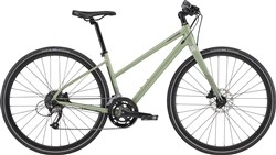 Cannondale Quick 3 Disc Remixte Womens 2020 - Hybrid Sports Bike