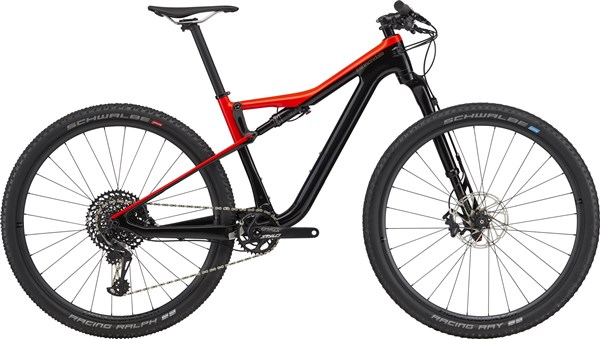 "Cannondale Scalpel 3 Si Carbon 29"" Mountain Bike 2020 - Trail Full Suspension MTB 