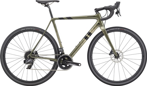 Cannondale SuperX Force eTap AXS 2020 - Cyclocross Bike