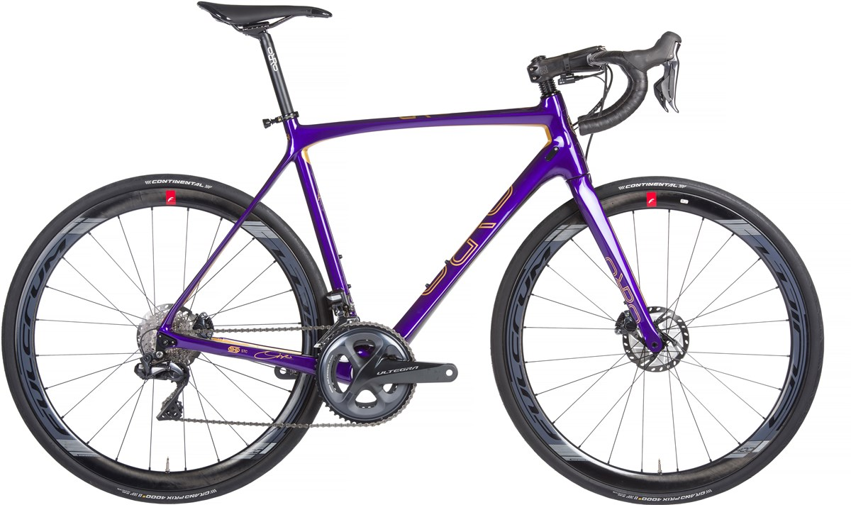 Orro Gold SIG Disc Ultegra Di2 2020 - Road Bike | Road bikes