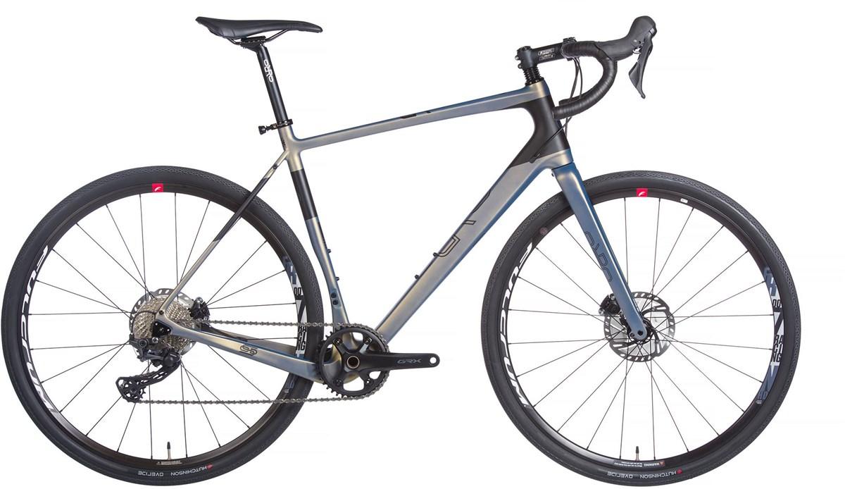 Orro Terra C Adventure GRX 1x 2020 - Gravel Bike | Road bikes