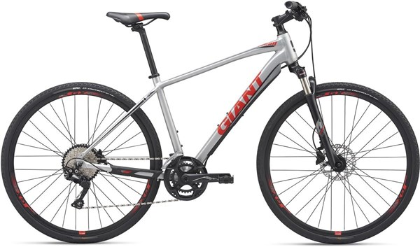 Giant Roam 1 Disc - Nearly New - L 2019 - Hybrid Sports Bike