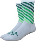 "Defeet Aireator 6"" Decade Pro Socks"