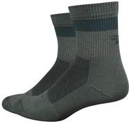 """Defeet Levitator Trail 3"""" Socks"""
