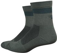 "Defeet Levitator Trail 3"" Socks"