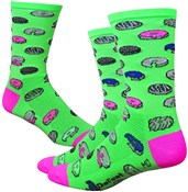 "Defeet Aireator Hi Top 6"" Socks"