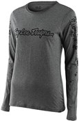 Troy Lee Designs Signature Floral Womens Long Sleeve Tee