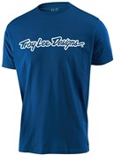 Troy Lee Designs Signature Youth Short Sleeve Tee