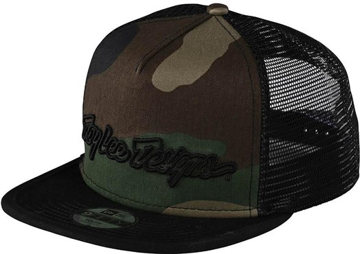 Troy Lee Designs Signature Youth Snapback