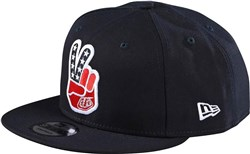 Troy Lee Designs Peace Sign Youth Snapback