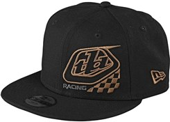 Troy Lee Designs Precision 2.0 Checkers Youth Snapback Hat