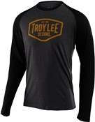 Troy Lee Designs Motor Oil Long Sleeve Tee