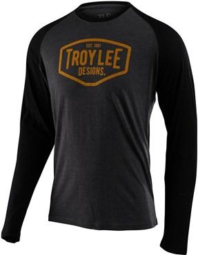 Troy Lee Designs Motor Oil Long Sleeve Tee