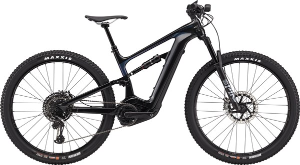 Cannondale Habit Neo 1 2020 - Electric Mountain Bike