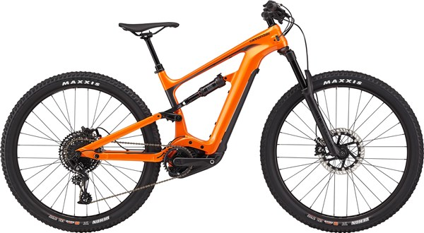Cannondale Habit Neo 3 2020 - Electric Mountain Bike