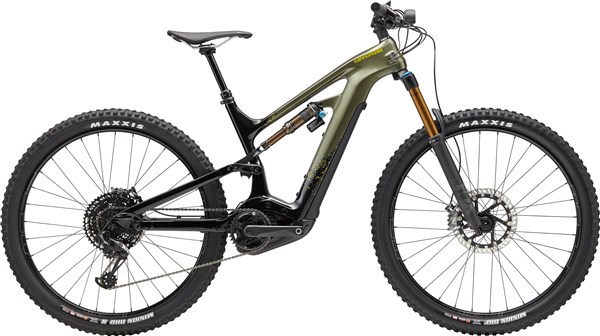 Cannondale Moterra 1 2020 - Electric Mountain Bike