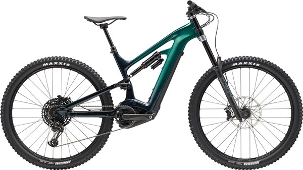 Cannondale Moterra SE 2020 – Electric Mountain Bike