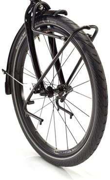 Tern Spartan Low Rider Front Pannier Bike Rack