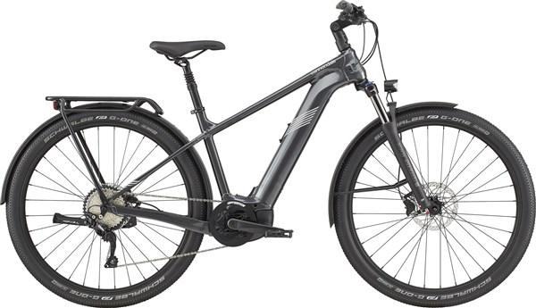 Cannondale Tesoro Neo X 2 2020 - Electric Hybrid Bike