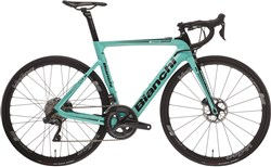Bianchi Aria E-Road Ultegra Di2 2020 - Electric Road Bike