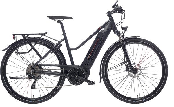 Bianchi E-Spillo Active FS Womens 2020 - Electric Hybrid Bike | City-cykler