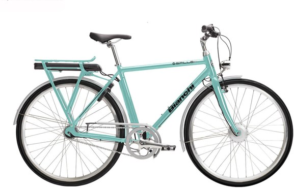 Bianchi Espillo 2020 - Electric Hybrid Bike
