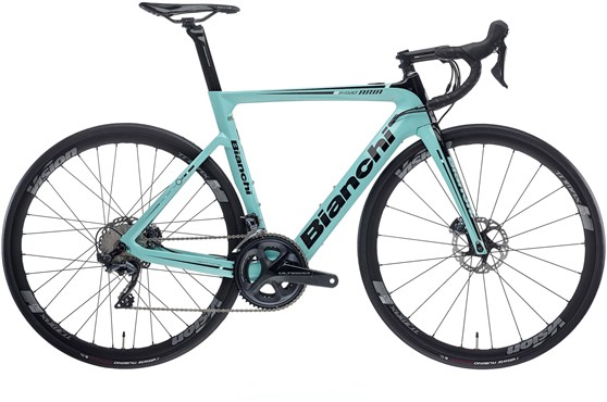 Bianchi Aria E-Road Ultegra 2020 - Electric Road Bike