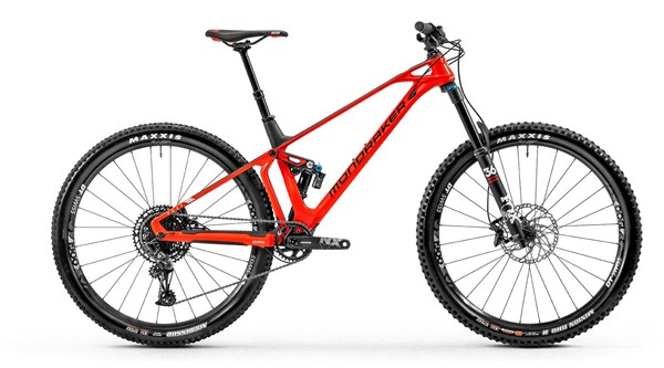 "Mondraker Foxy Carbon R 29"" Mountain Bike 2020 - Enduro Full Suspension MTB"
