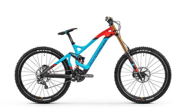 "Mondraker Summum Carbon Pro Team 27.5"" Mountain Bike 2020 - Downhill Full Suspension MTB"
