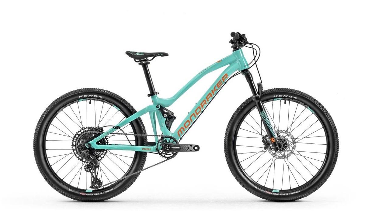 Mondraker Factor 24w 2020 - Junior Full Suspension Bike | MTB