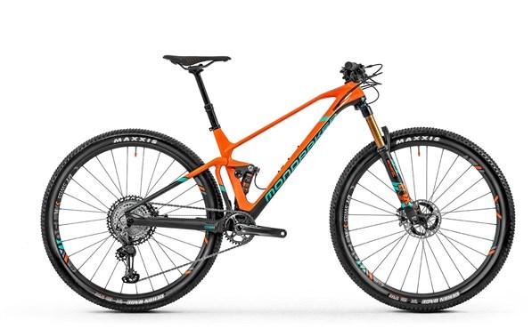"""Mondraker F-Podium DC Carbon RR 29"""" Mountain Bike 2020 - XC Full Suspension MTB"""