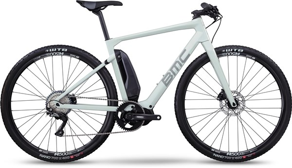 BMC Alpenchallenge AMP Cross One 2020 - Electric Hybrid Bike