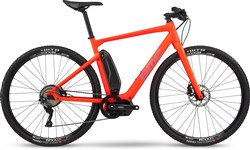 BMC Alpenchallenge AMP Cross Two 2020 - Electric Hybrid Bike
