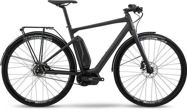 BMC Alpenchallenge AMP City Two 2020 – Electric Hybrid Bike