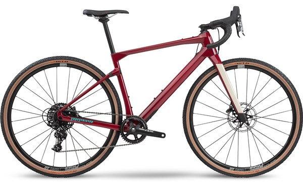 BMC URS 4 2020 - Gravel Bike
